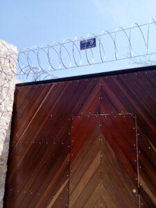 2. Cerramiento en concertina residencial 4