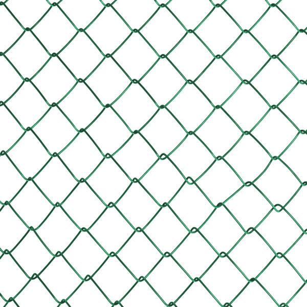 malla eslabonada verde 2