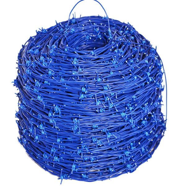 alambre puas azul