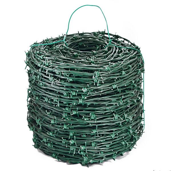 alambre puas verde militar