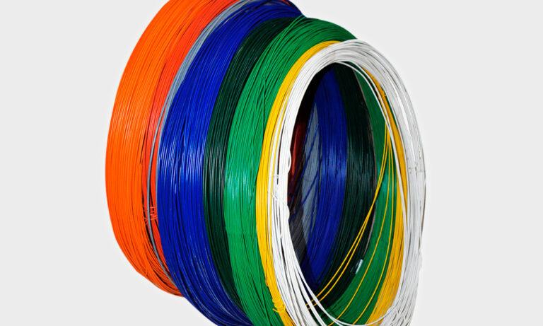 alambres forrados en pvc 2