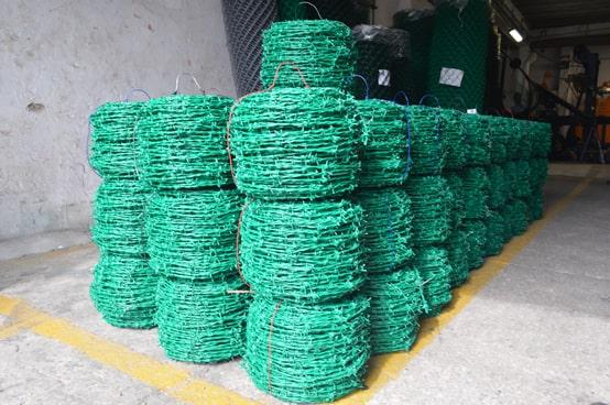 alambrada de púa Barranquilla