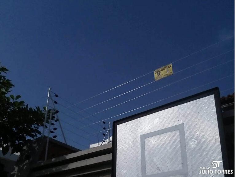 1. Cerca electrica residencial 9 1