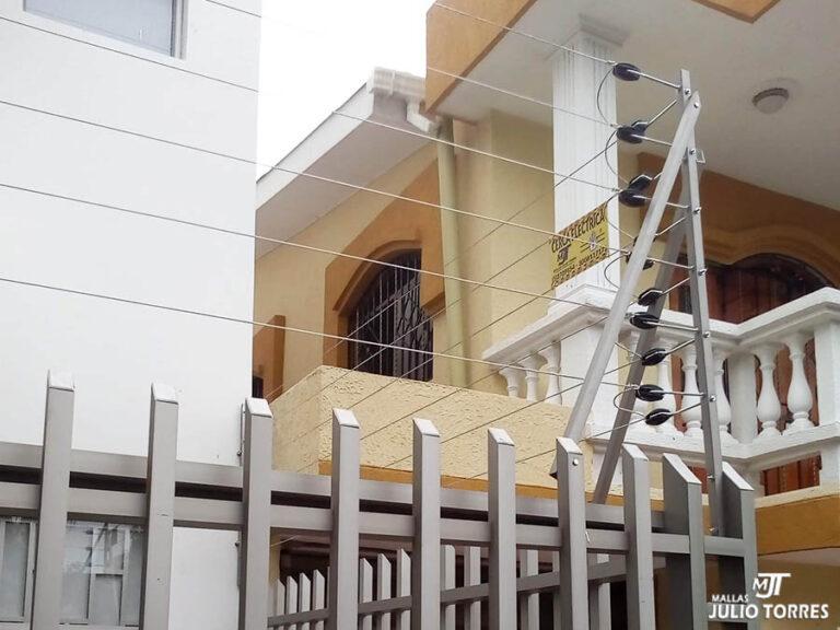 2. Cerca electrica residencial 3 2 1
