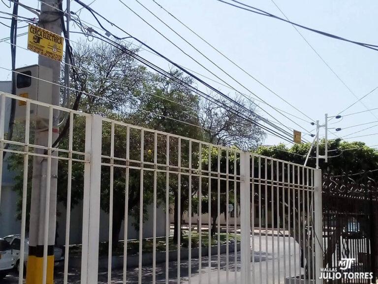 3. Cerca electrica residencia 1
