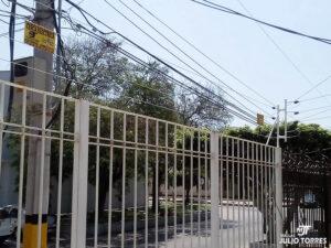 3. Cerca electrica residencia