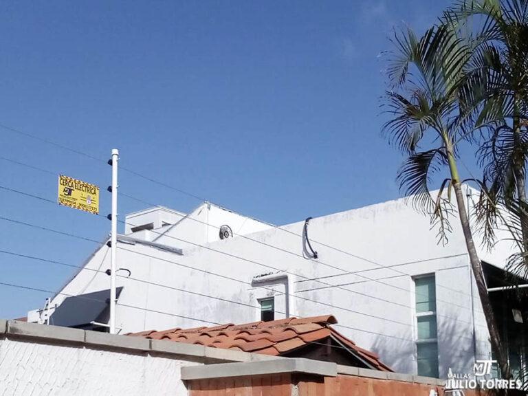 3. Cerca electrica residencial 8 1