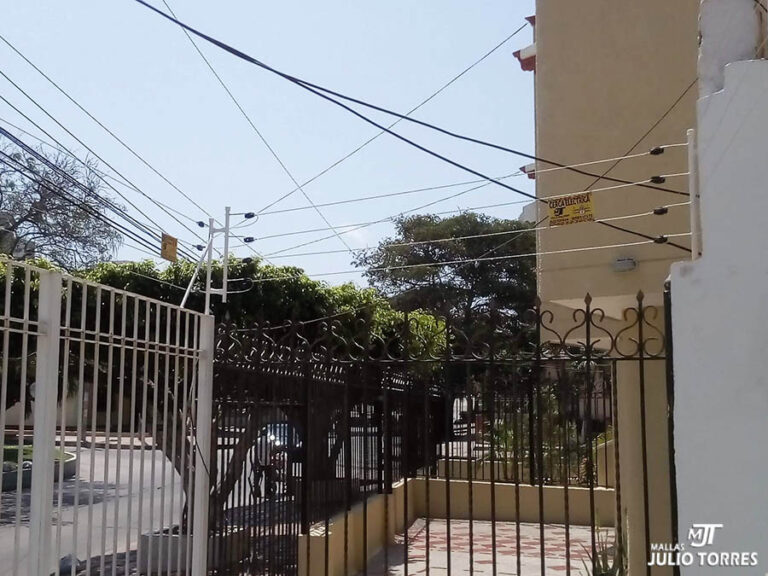 4. Cerca electrica residencial 5