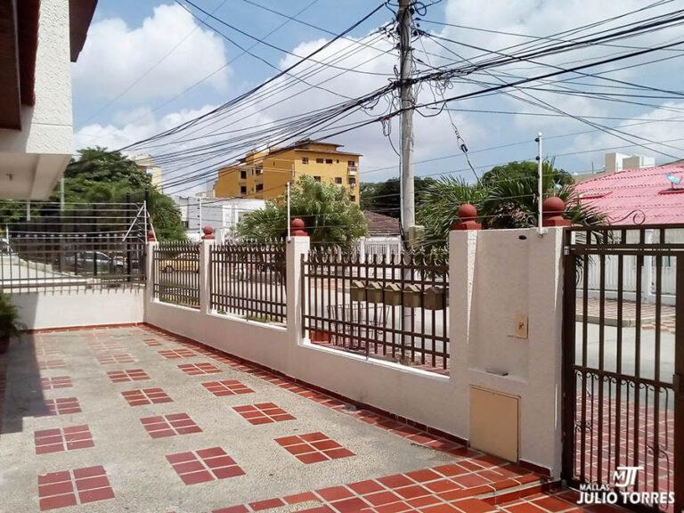 4. Cerca electrica residencial 6