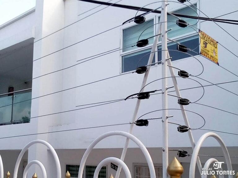 5. Cerca electrica residencial 2 1 1